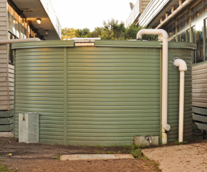 Rainwater Reuse Systems Newcastle